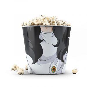 Balde de Pipoca Videl Dragon Ball Z 3,5 litros