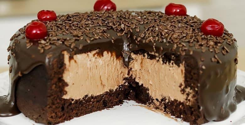 Os 10 Bolos de Chocolate Mais Gostosos do Youtube